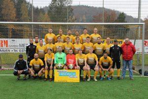 Trikot Sportfreunde Daaden II